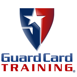 Classroom Security Guard Card Training Materials